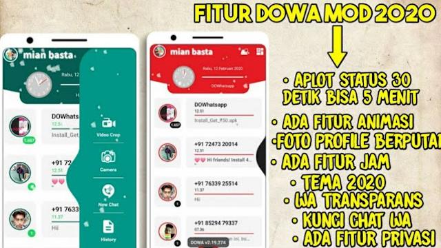 WhatsApp Mod Apk Terbaru 2020