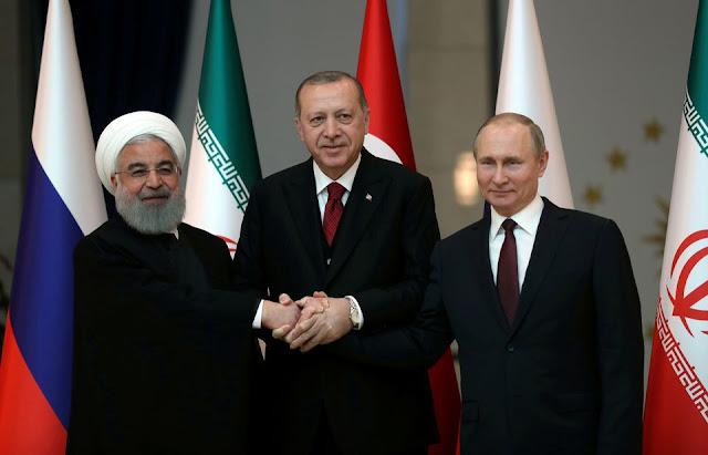 Η Τουρκία και το Ιράν στη νέα Μέση Ανατολή