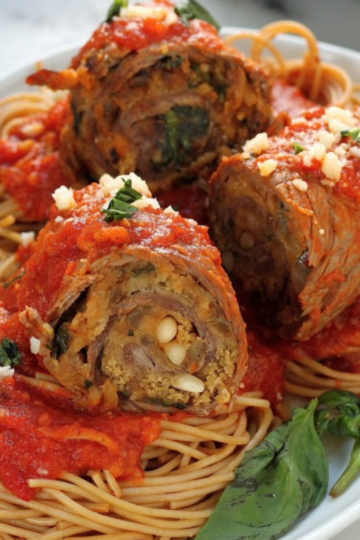 Sicilian Braciole Recipe