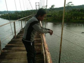 Jembatan Tangkisan Purbalingga