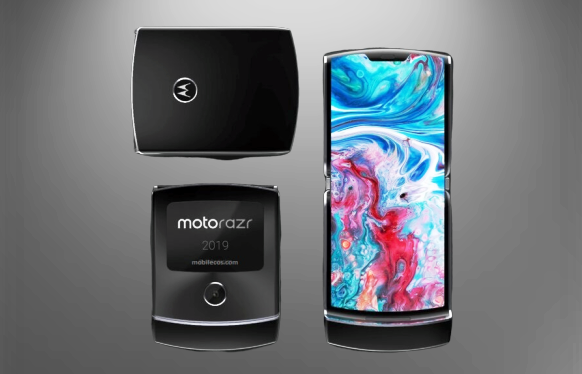 Motorola Razr Foldable Mobilephone 2019
