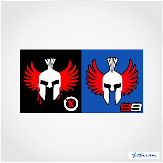 Lorenzo Spartan Logo Vector cdr