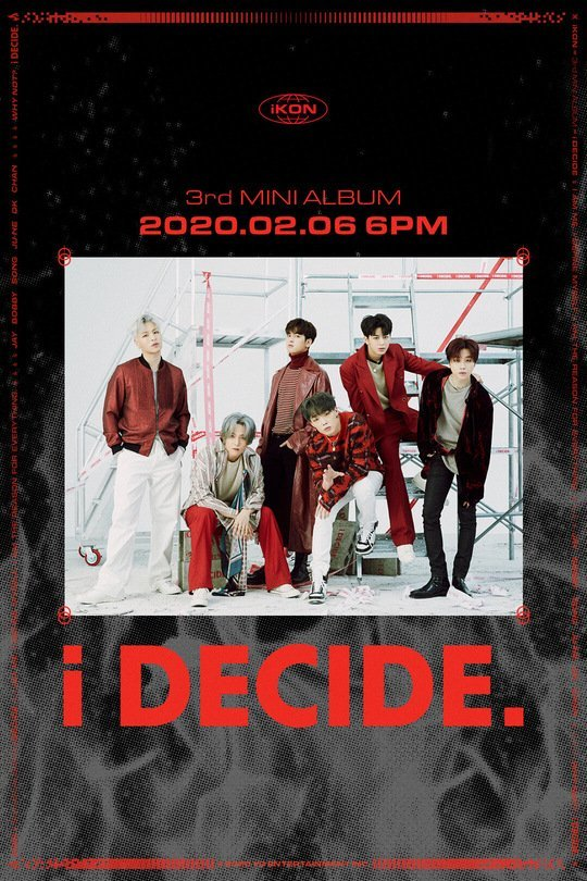 iKON'un geri dönüş albümünde BI'ın yaptığı şarkılar da olacak