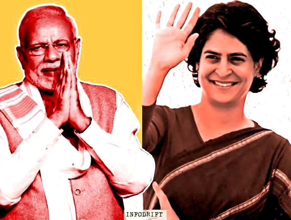 Narendra Modi Vs Priyanka gandhi? : priyanka shell contest from Varanasi lok sabha seat against Modi... [know the possibilites]