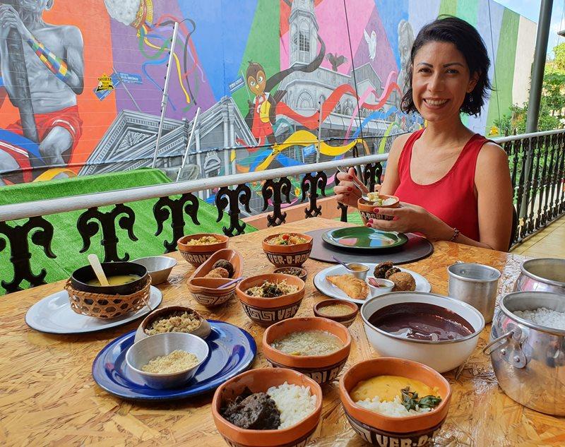 Ver-o-Açaí restaurante Belém