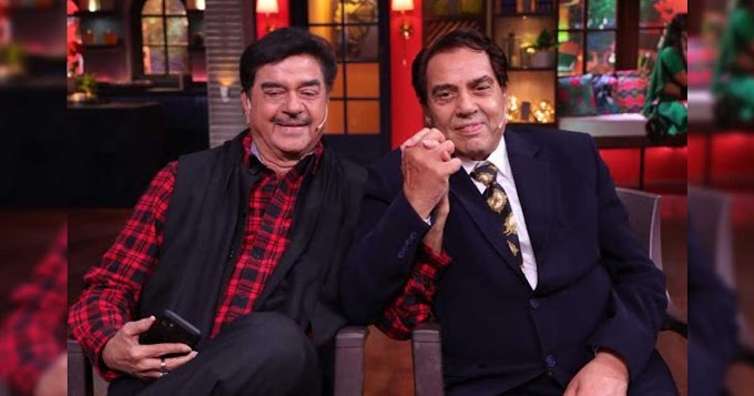 Shatrughan Sinha teases Dharmendra for his love life, says he remained 'one-woman man, at a time