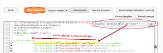 Widget Related Post Dengan Thumbnail Untuk Blogger