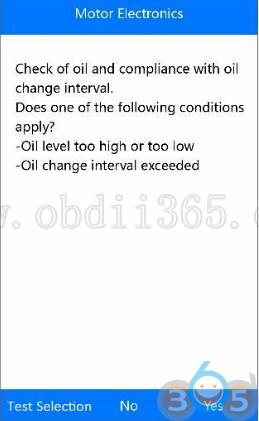 test de filtre à particules autel-md808-4