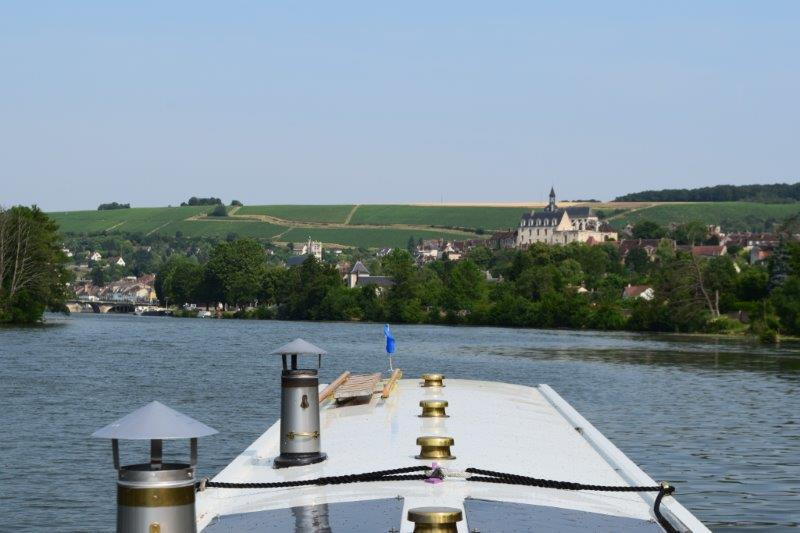 Narrowboat Quaintrelle Joigny To Sens With A Bit Of Bouncing Back