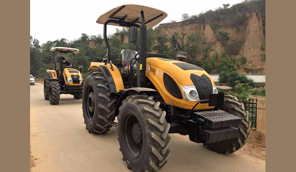 Strongbull tractor - agricultural equipment - Iron Elk heavy equipment importer - Bacolod city - Negros Occidental - sugarcane