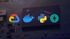 Serverless Python Application on Google Cloud