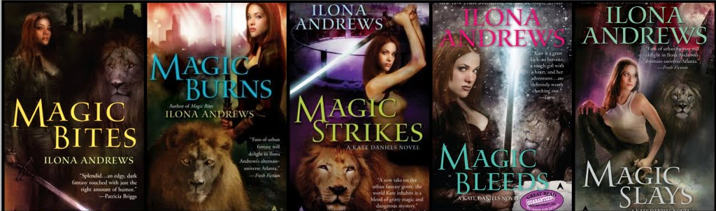 Magic Breaks Ilona Andrews Pdf