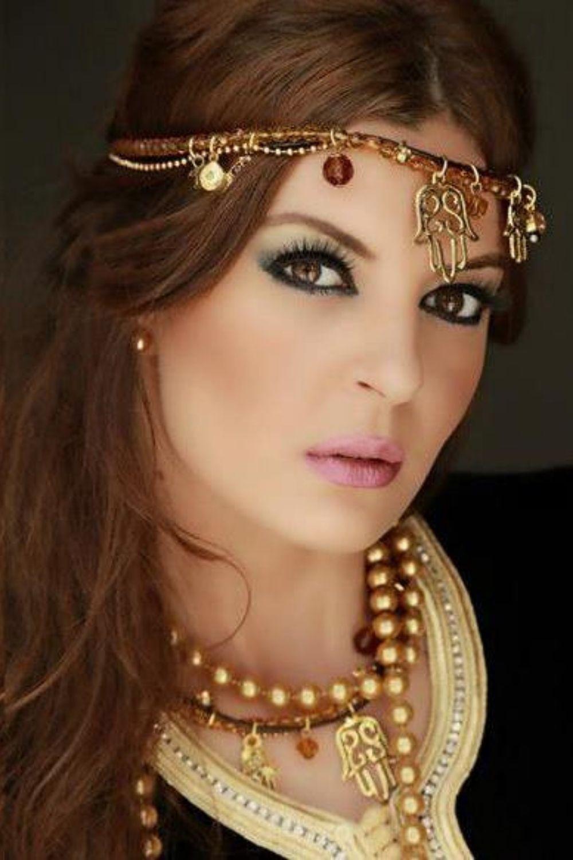 beautiful moroccan women