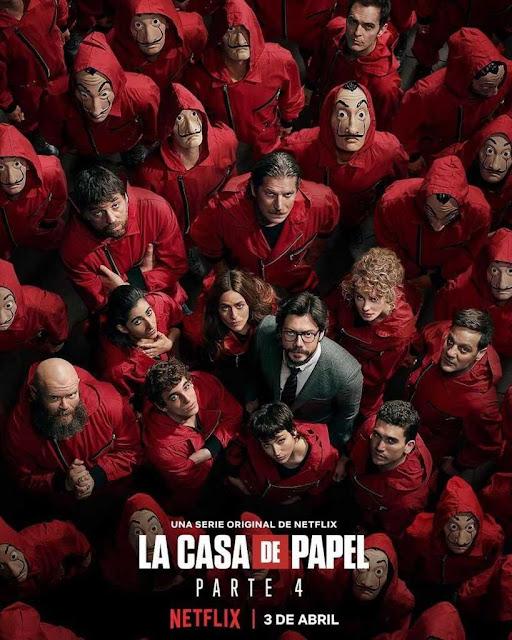 """شاهد مسلسل  """" La Casa de Papel """" الحلقة 1 الموسم 4 بدون اعلانات و بجودة عالية"""