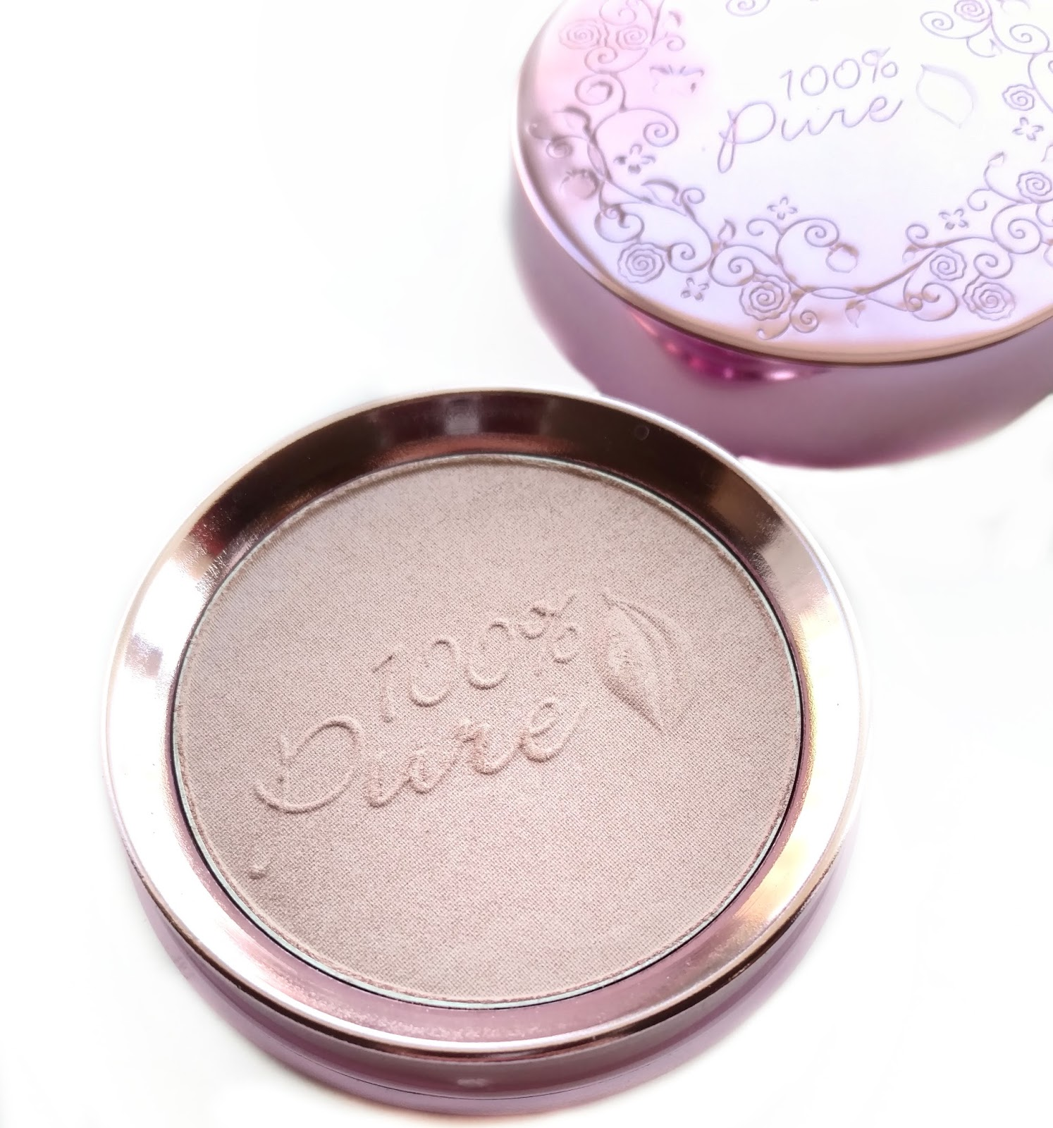 100% Pure Gemmed Luminizer in Moonstone Glow Review