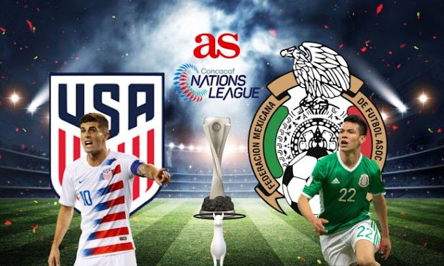 Usa Vs. Mexico Score, Result, Highlights From Concacaf Nations League Final