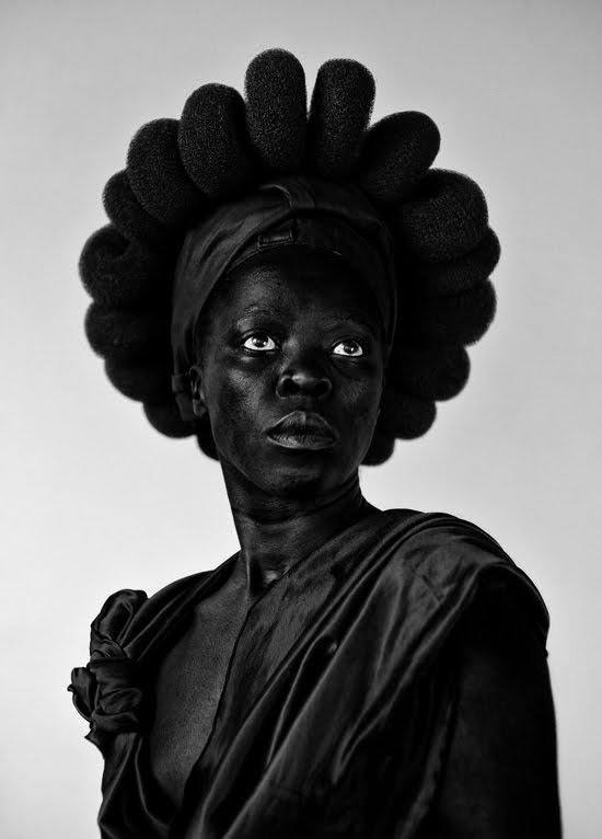 Safari Fusion blog >< [Explore] NGV Triennial | Somnyama Ngonyama series 2015-16 by Zanele Muholi, South Africa