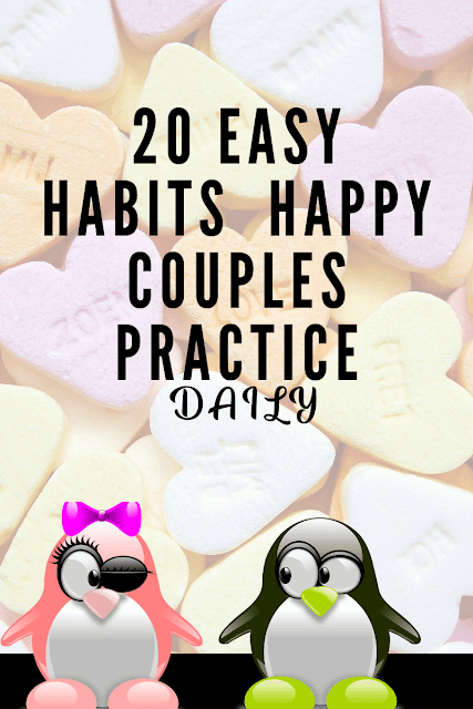 Maybe you have ever wondered what habits joyful couples possess?