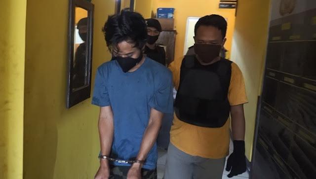 Polres Purbalingga Buru Penjual Sabu Via WhatsApp, 1 Tersangka Ditangkap
