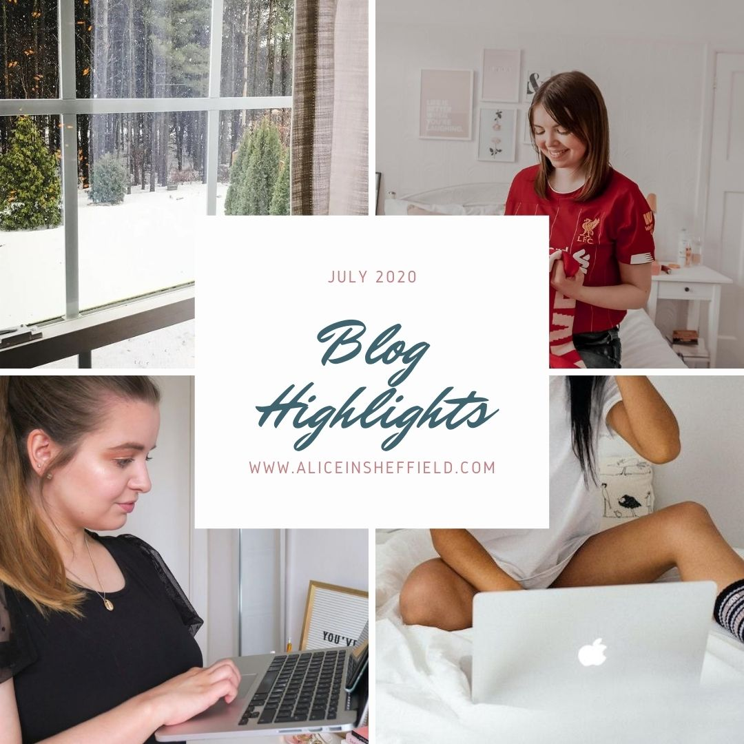 July Blog Highlights