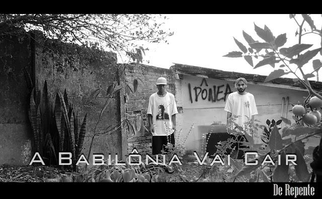 """""""A Babilônia Vai Cair"""", é o novo clipe do grupo Idônea"""