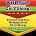 Kursus C-Sharp di Bekasi 081807963534 ViproCenter.Com