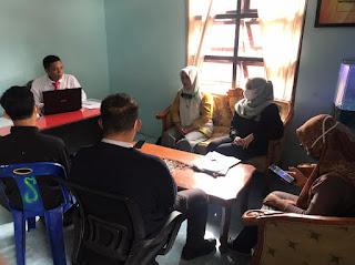PK Bapas Kembali Dampingi AnakTersandung Pasal 332 KUHPidana