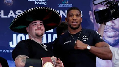 andy ruis anthony joshua rematch