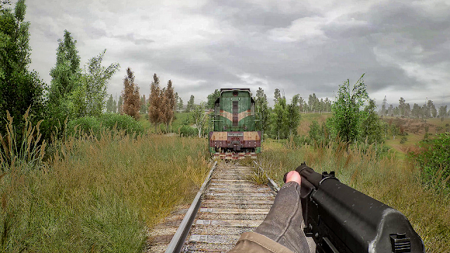 Stalker Call of Pripyat Remastered and Ray Tracing REAL LIFE Graphics Mod - Download Page