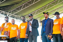 GX GOSSIP: FIRST EVER IBOM ENTERTAINMENT WEEK BEGINS IN STYLE (See Photos)