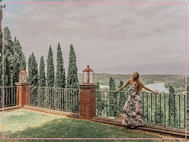 Villa Barberino Luxury Hotel Tuscany