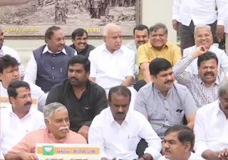 karnatak-bjp-demand-cm-resignation