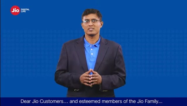 Jio Important Announcement: All calls to non-jio mobile numbers will be charged