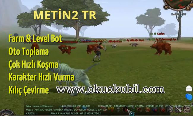 Metin2 TR Güncel Çekme, Toplama Farm Botu Mod Hilesi Mayıs 2020
