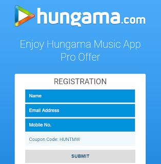 Hungama Pro Free