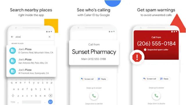 تطبيق من جوجل لمعرفة المتصل وحظر مكالمات غير مرغوب فيها