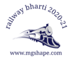 Indian railway bharti 2020-2021