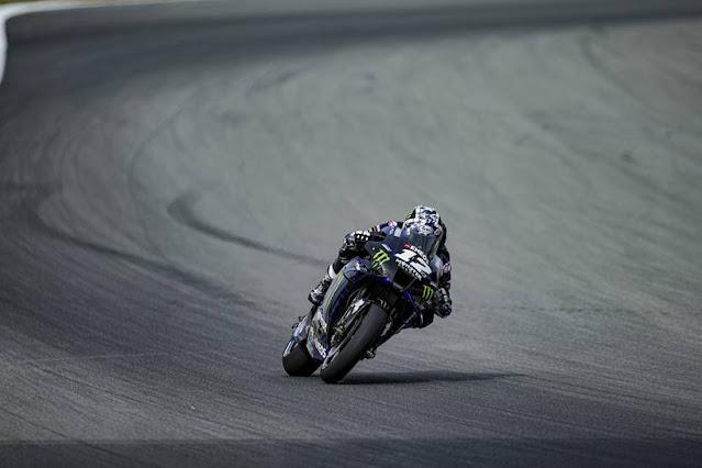 Vinales Ganti Kru Untuk Arungi Sisa Kompetisi MotoGP 2021