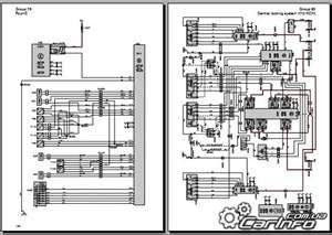 2004 Volvo V70 XC70 V70R XC90 Electrical System and Wiring