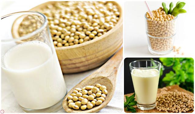 Tác hại của sữa đậu nành