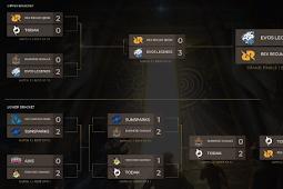 Grand Final M1 MLBB 2019 EL Classico Evos Legends Indonesia VS RRQ Indonesia