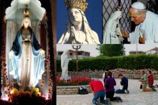worshiper of Mary Margoue