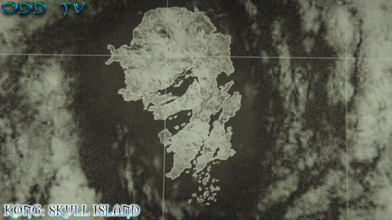 map of skull island choice image