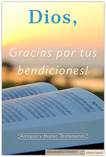 12 Versículos de Agradecimiento a Dios por las Bendiciones Recibidas