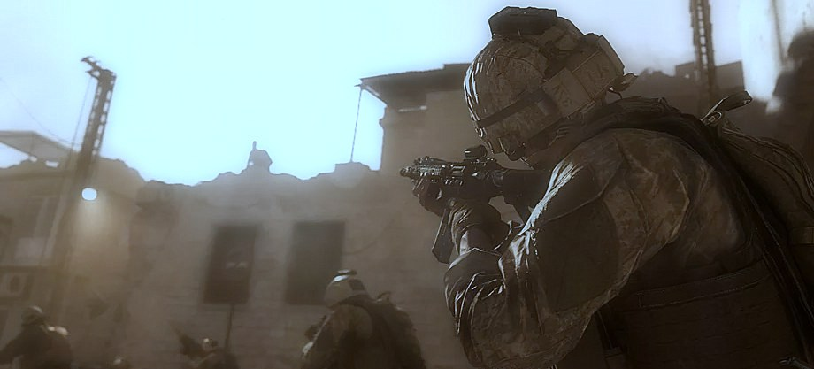 Call of Duty: Modern Warfare is a tense and daring reboot of the beloved series of shots