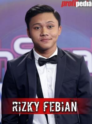 Profil dan Biografi Rizky Febian Penyanyi sekaligus Aktor Muda Berbakat Indonesia