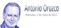 Antonio Orozco en Mi casa es la tuya