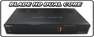 Resultado de imagem para DUOSAT BLADE HD DUAL CORE
