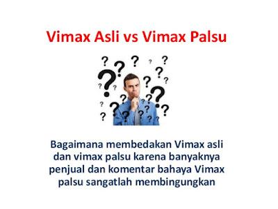 CIRI CIRI VIMAX ASLI DAN PALSU DI JAKARTA