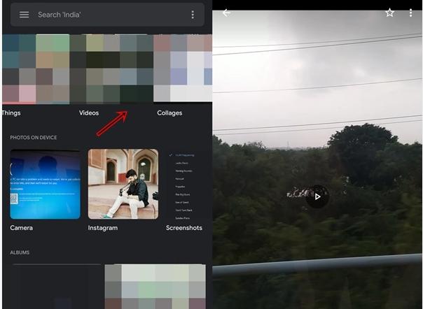 Cara Edit Video Menggunakan Aplikasi Google Photos App. 4
